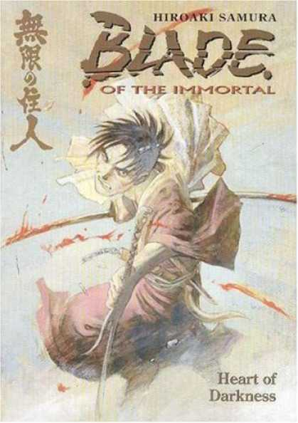Bestselling Comics (2007) - Blade of the Immortal: Heart of Darkness Vol 7. by Hiroaki Samura