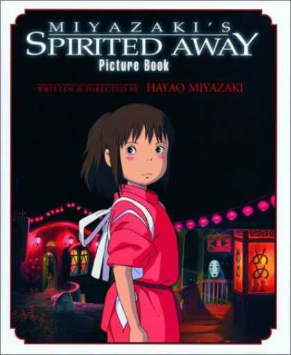 Bestselling Comics (2007) - Spirited Away Picture Book: Picture Book (Spirited Away Picture Book)
