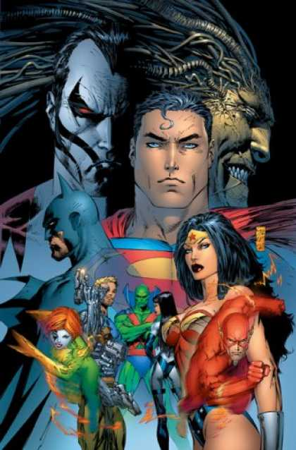 Bestselling Comics (2007) - Dc/Top Cow Crossover (Dc Crossover) by Jeph Loeb