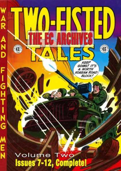 Bestselling Comics (2007) - The EC Archives: Two-Fisted Tales Volume 2 (Two-Fisted Tales: War and Fighting M