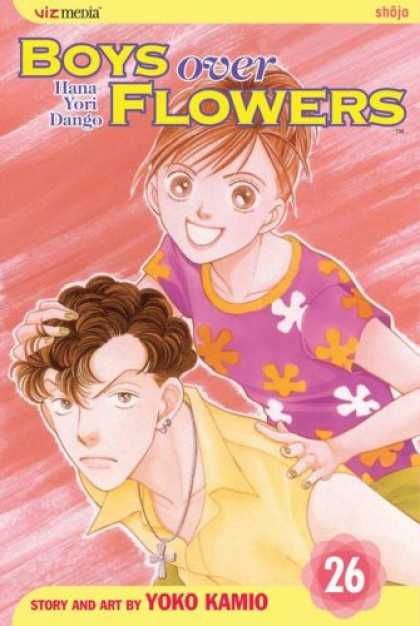 Bestselling Comics (2007) - Boys Over Flowers Vol. 26 (Boys Over Flowers) by Yoko Kamio