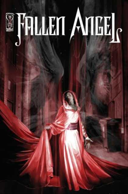 Bestselling Comics (2007) - Fallen Angel Vol. 1: To Serve in Heaven by Peter David