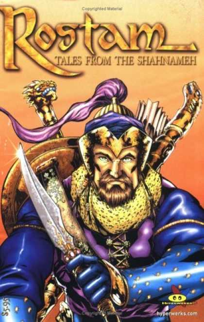 Bestselling Comics (2007) - Rostam, Tales from the Shahnameh by Bruce Bahmani