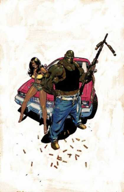 Bestselling Comics (2007) - Punisher Presents: Barracuda MAX by Garth Ennis