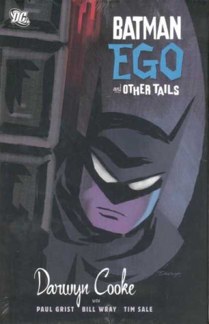 Bestselling Comics (2007) - Batman: Ego and Other Tails by Darwyn Cooke