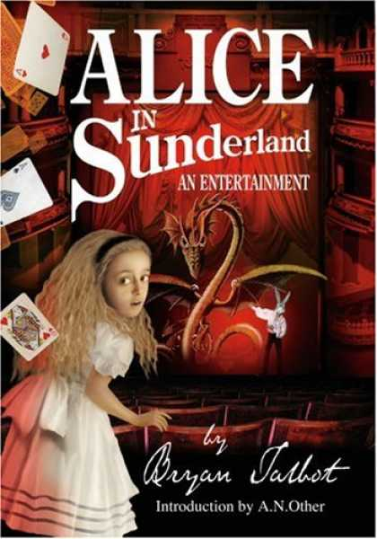 Bestselling Comics (2007) - Alice In Sunderland by Bryan Talbot - Alice In Sunderland - An Entertainment - Bryan Talbot - Another - Little Girl
