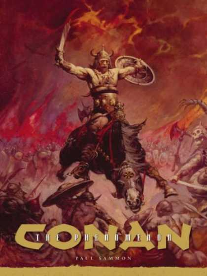 Bestselling Comics (2007) - Conan the Phenomenon by Paul Sammon