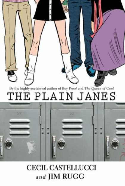 Bestselling Comics (2007) - The Plain Janes (Minx) by Cecil Castellucci