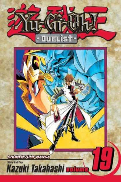 Bestselling Comics (2007) - Yu-Gi-Oh!: The Duelist, Volume 19 (Yu-Gi-Oh! (Graphic Novels)) by Kazuki Takahas