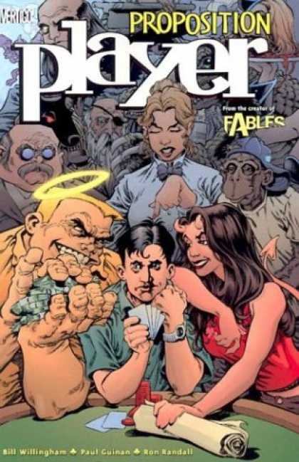 Bestselling Comics (2007) - Proposition Player by Bill Willingham