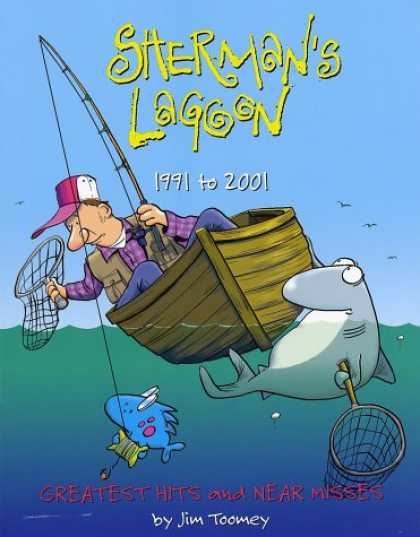 Bestselling Comics (2007) - Sherman's Lagoon 1991 to 2001: Greatest Hits and Near Misses by Jim Toomey