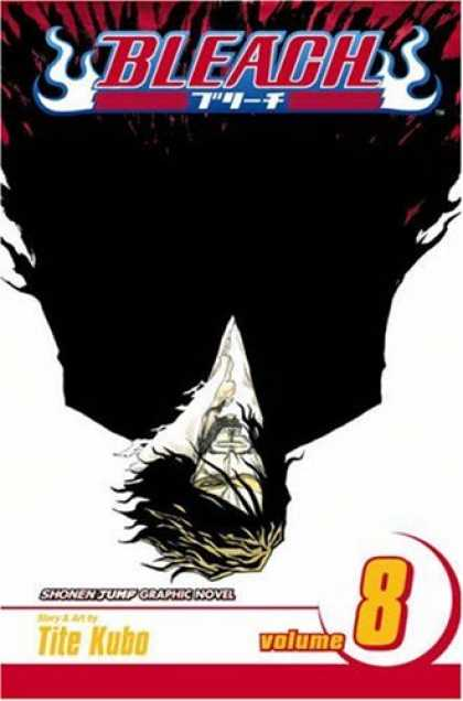 Bestselling Comics (2007) - Bleach, Volume 8 - Bleach - Shonen Jump Graphic Novel - Tite Kubo - Volume 8 - Black Coat