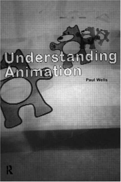 Bestselling Comics (2007) - Understanding Animation by Paul Wells - Understanding Animation - Paul Wells - Grey Background - Bear - Dancing