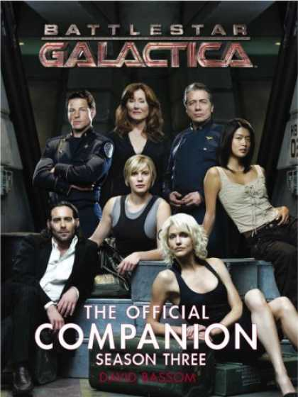 Bestselling Comics (2007) - Battlestar Galactica: The Official Companion Season Three (Battlestar Galactica)