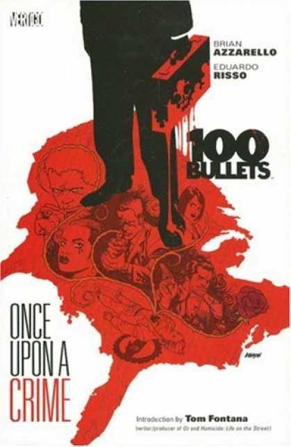 Bestselling Comics (2007) - 100 Bullets Vol 11: Once Upon a Crime (100 Bullets) by Brian Azzarello