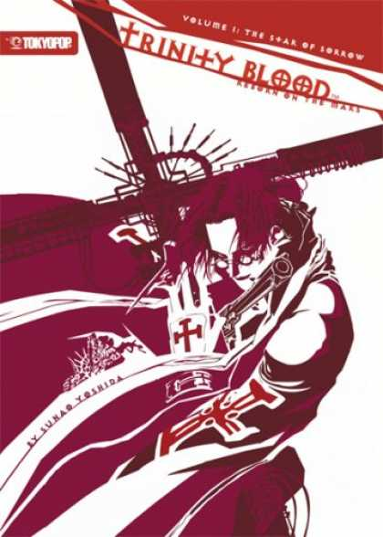 Bestselling Comics (2007) - Trinity Blood - Reborn on the Mars Volume 1: The Star of Sorrow by Yoshida Sunao
