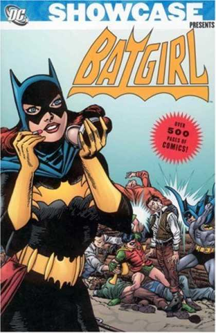 Bestselling Comics (2007) - Showcase Presents: Batgirl, Vol. 1 by John Broome - Make-up - Dc Comics - Batman - Robin - Showcase