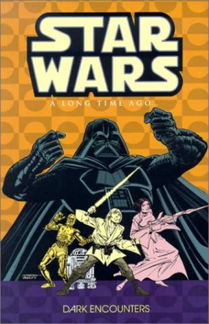 Bestselling Comics (2007) - Dark Encounters (Star Wars: A Long Time Ago..., Book 2) by Various