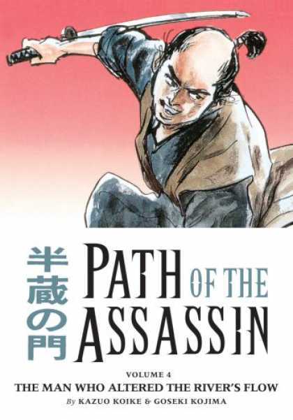 Bestselling Comics (2007) - Path Of The Assassin Volume 4 (Path of the Assassin) by Kazuo Koike