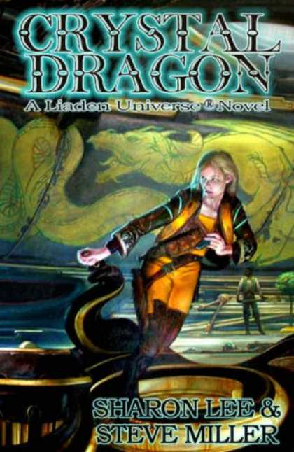 Bestselling Comics (2007) - Crystal Dragon: Book Two of the Great Migration Duology by Sharon Lee