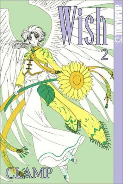 Bestselling Comics (2007) - Wish #2 by Clamp