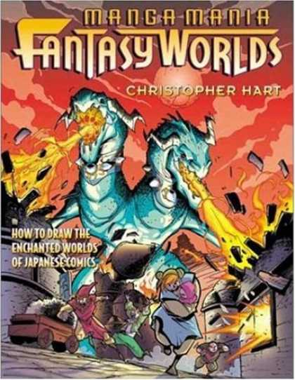 Bestselling Comics (2007) - Manga Mania Fantasy Worlds: How to Draw the Enchanted Worlds of Japanese Comics