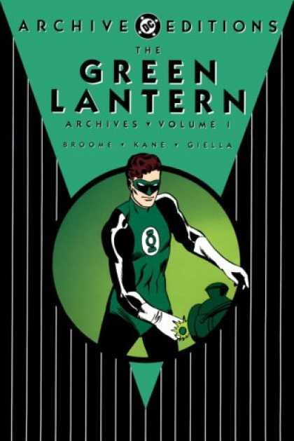 Bestselling Comics (2007) - The Green Lantern Archives, Vol. 1 (DC Archive Editions) by John Broome