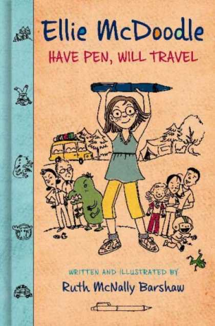 Bestselling Comics (2007) - Ellie McDoodle: Have Pen, Will Travel