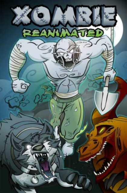 Bestselling Comics (2007) - Xombie Volume 1: Reanimated by James Farr