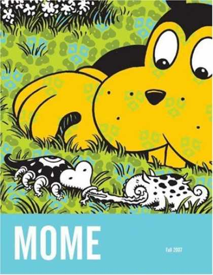 Bestselling Comics (2007) - MOME Fall 2007 (Vol. 9) (Mome)