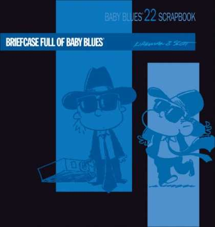Bestselling Comics (2007) - Briefcase Full of Baby Blues by Rick Kirkman