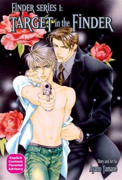 Bestselling Comics (2007) - Finder Series 1: Target in the Finder (Yaoi) by Ayano Yamane - Finder Series I - Target In The Finder - Rose - Gun - Ayano Yamane