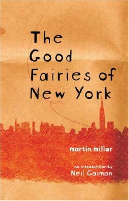 Bestselling Comics (2007) - The The Good Fairies of New York by Martin Millar
