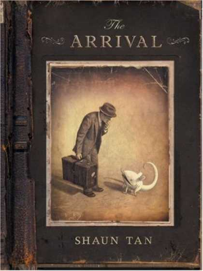 Bestselling Comics (2007) - Arrival by Shaun Tan