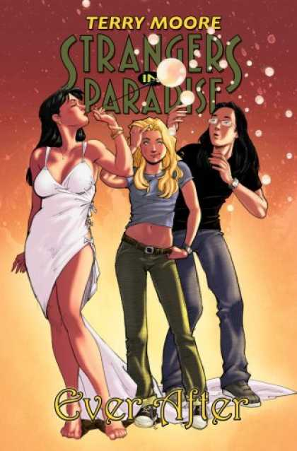 Bestselling Comics (2007) - Strangers In Paradise Book 19: Ever After (Strangers in Paradise (Graphic Novels