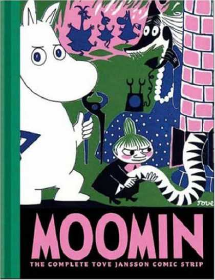 Bestselling Comics (2007) - Moomin: The Complete Tove Jansson Comic Strip - Book Two by Tove Jansson