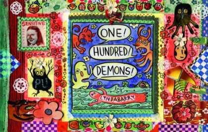Bestselling Comics (2007) - One Hundred Demons by Lynda Barry