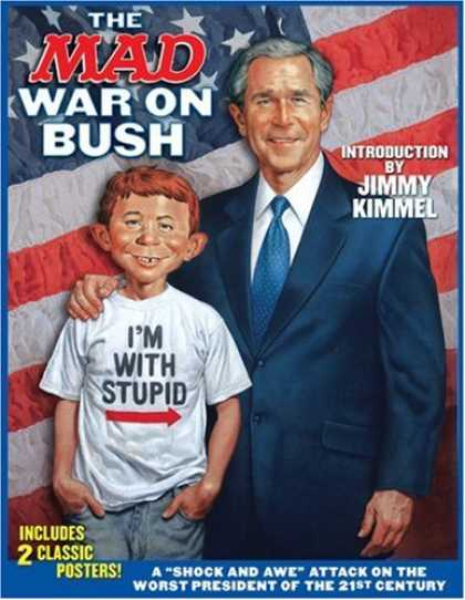 Bestselling Comics (2007) - The Mad War on Bush (Mad) by The Usual Gang of Idiots