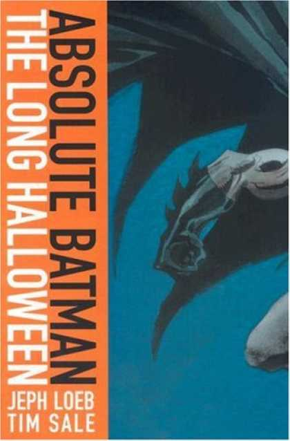Bestselling Comics (2007) - Absolute Batman: The Long Halloween by Jeph Loeb