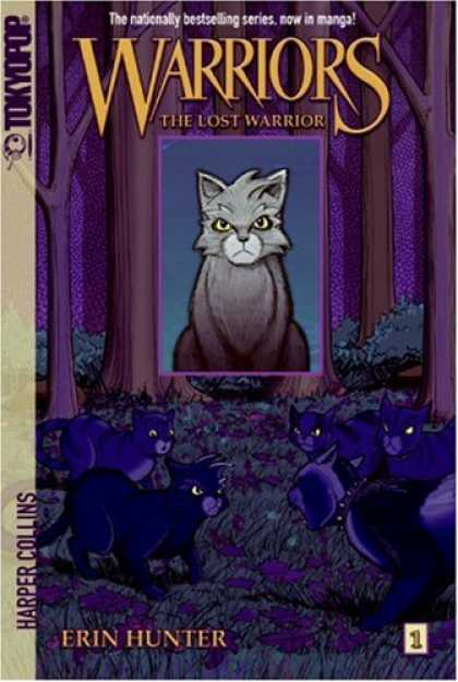 Bestselling Comics (2007) - Warriors: The Lost Warrior (Warriors) by Erin Hunter