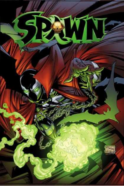 Bestselling Comics (2007) - Spawn Collection Volume 1 (Spawn Collection) by Todd McFarlane
