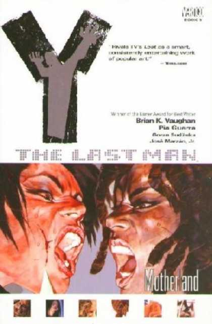 Bestselling Comics (2007) - Y: The Last Man Vol. 9: Motherland by Brian K. Vaughan