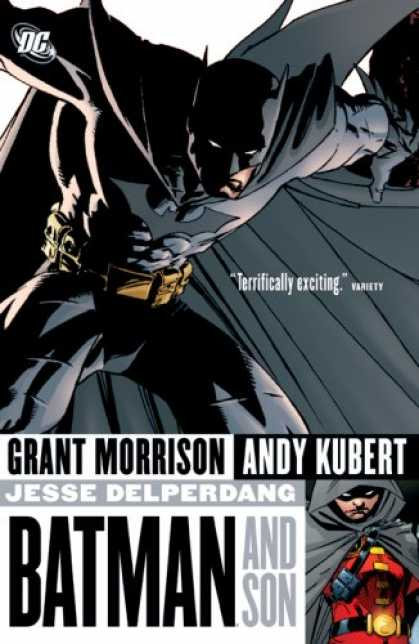 Bestselling Comics (2007) - Batman and Son by Grant Morrison