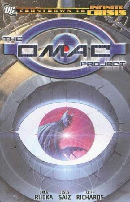 Bestselling Comics (2007) - The OMAC Project (Countdown to Infinite Crisis) by Greg Rucka - Infinite Crisis - Dc - Omac Project - Greg Rucka - Jesus Saiz
