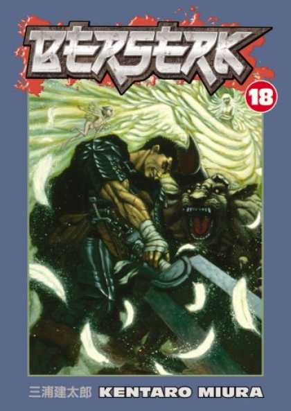 Bestselling Comics (2007) - Berserk Volume 18 (Berserk (Graphic Novels)) by Kentaro Miura