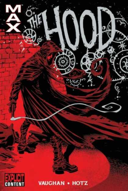 Bestselling Comics (2007) - The Hood (New Avengers) by Brian K Vaughan - Max - The Hood - Vaughan - Hotz - Explicit Content