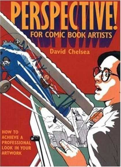 Bestselling Comics (2007) - Perspective! For Comic Book Artists: How to Achieve a Professional Look in Your