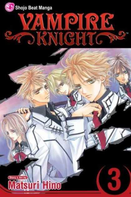 Vampire Knight ~ 559-1
