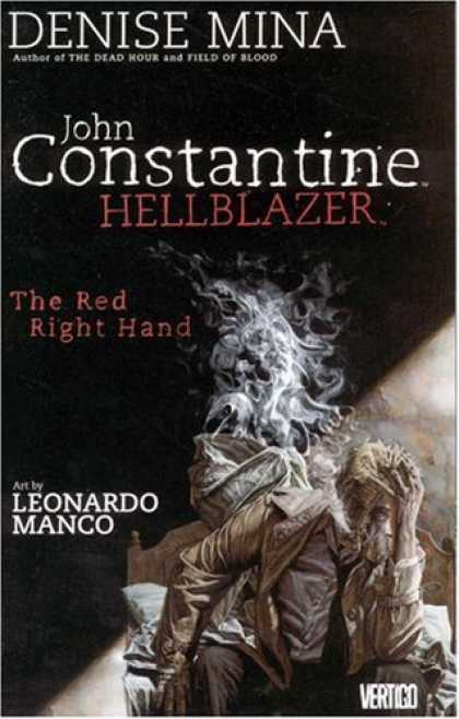 Bestselling Comics (2007) - Hellblazer: The Red Right Hand (Hellblazer (Graphic Novels)) by Denise mina