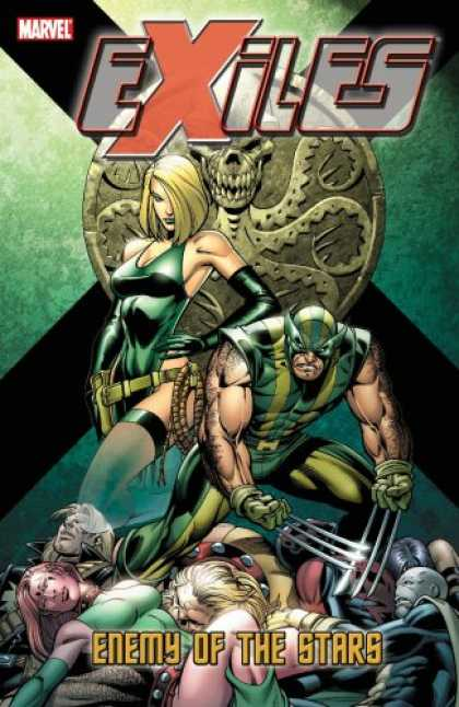 Bestselling Comics (2007) - Exiles Vol. 15: Enemy of the Stars (X-Men) by Chris Claremont